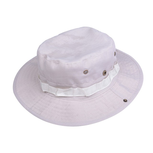 1146c60524b Wholesale and Retail Mens Bucket Hats Outdoor Fishing Hiking Boonie Snap  Brim Sun Hat Cap Camo New 30