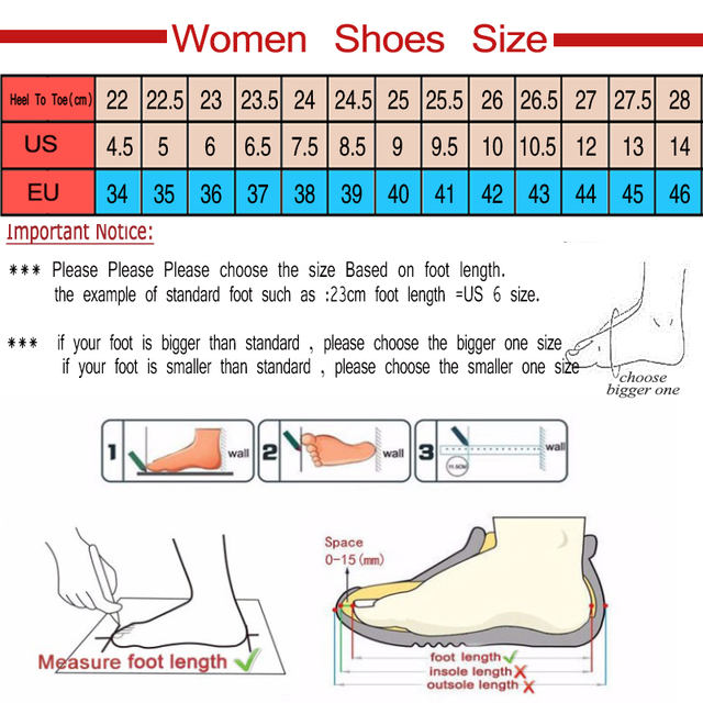 Women Sandals Plus Size Wedges High Heels Sandals Summer Shoes 5