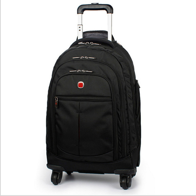 BeaSumore Travel Bag Spinner Suitcases Wheel Trolley Business Rolling Luggage large capacity Carry On Cabin Luggage Backpack