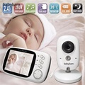 Babykam Doppler Fetal baby monitor 3.2 inch LCD IR Night vision Intercom Lullabies Temperature monitor sound baby monitor nanny