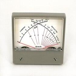 Панель VU/Forwad 100uA измеритель КСВ SZ-70-1 4 Вт 20 Вт двухметровый отраженный