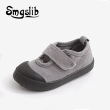 Kids Shoes Canvas Baby Boy Toddler Sports Sneakers 2018 Spring Autumn Children Girl Casual Sneakers Flat Trainers Shoes Loafers