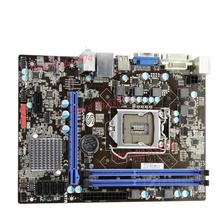 H61m-va all solid h61 motherboard dvi vga interface entry