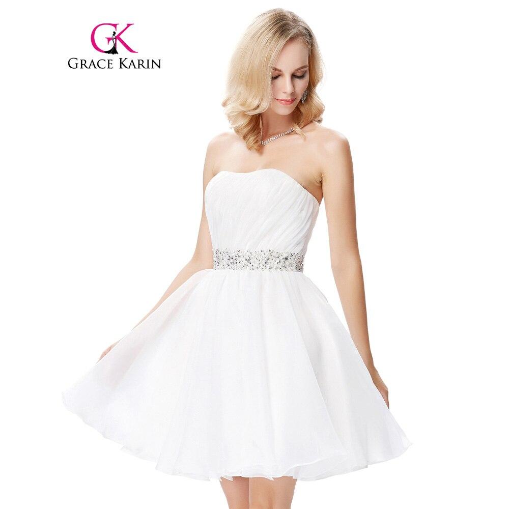 Aliexpress.com : Buy Grace Karin Short Prom Dress 2017 Vestido De ...