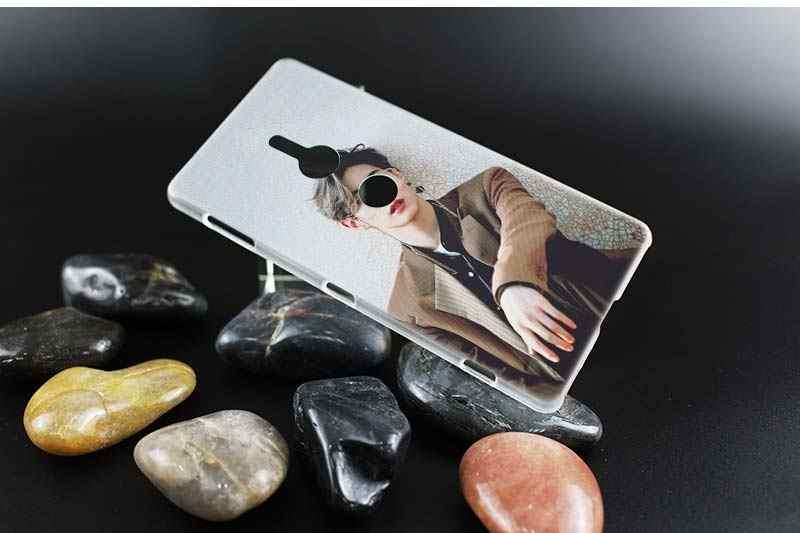 GOT7 Джексон сельскохозяйственный чехол для Sony Xperia XA1 Plus XA2 XZ2 компактный XZ1 M4 Aqua XA XA1 XZ E5 Z1 Z2 жесткий прозрачный чехол для телефона чехол