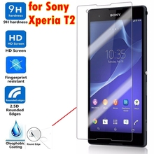 Premium 9h Tempered Glass for Sony Xperia T2 Ultra dual Screen Protector Film for Sony T2 Ultra XM50H D5322 D5303 case смартфон sony xperia t2 ultra dual d5322 black