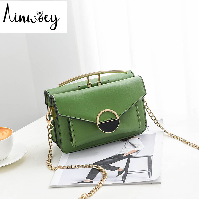 Women Message Bags Brand Women handbag Crossbody Bags Fashion Mini Bag for Teenager Girls With Sequined Lock Gifts for Summer