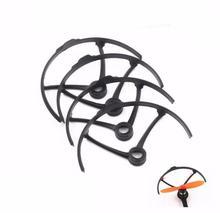 4 шт. 8520 матовый двигателя Защитите Guard полая чашка двигателя Неломающийся круг для RC Racer Drone Quadcopter