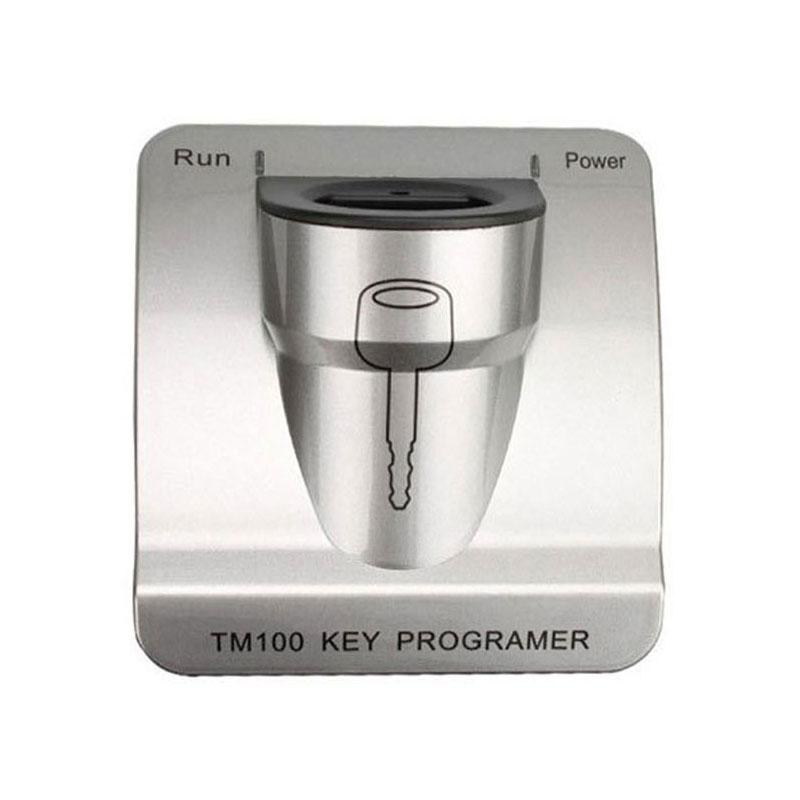 TM100 key programmer New Release TM100 Transponder Key Programmer with Basic Module tm 100 Key Programming Free shipping кулон ладанка sokolov золотой кулон икона божьей матери владимирская nd103664