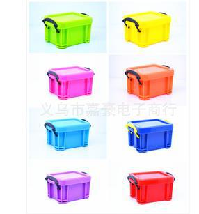 Aliexpress.com : Buy Small Candy Color Transparent Mini Storage Box,Plastic  Storage Boxes,Storage Cases,Cute Jewelry Box,9pcs/lot,free Shipping From ...