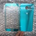 Preto/branco/ouro/céu azul frente lente de vidro da tela + voltar vidro tampa da bateria para samsung galaxy s6 g920 g920f g920a g920p