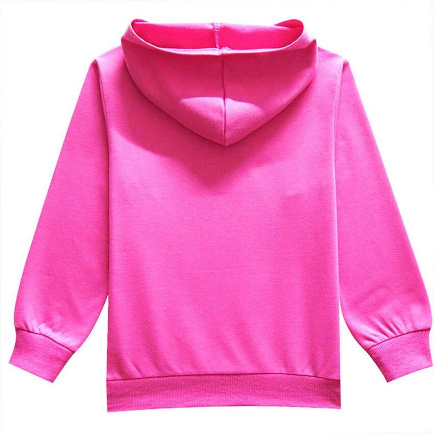 Children Cartoon T shirts Baby boy Maui hoodies Sweatshirts Kids Girls Moana vaiana Long Sleeve T-shirts tshirt boys Clothing 8Y
