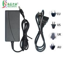 Светодиодный адаптер питания переменного тока 220 В в постоянный ток 12 в 24 в 5 В светодиодный драйвер 1A 2A 3A 5A 6A 8A 10A Трансформаторы освещения для светодиодной ленты CCTV компьютера