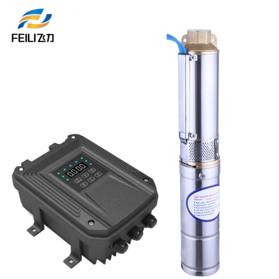 3FLD5-50-48-750 2 years guarantee 1 hp mini low flow solar submersible deep well pumps 2018 new solar pump 3 years guarantee solar wells pumps made in china solar pool pump kit