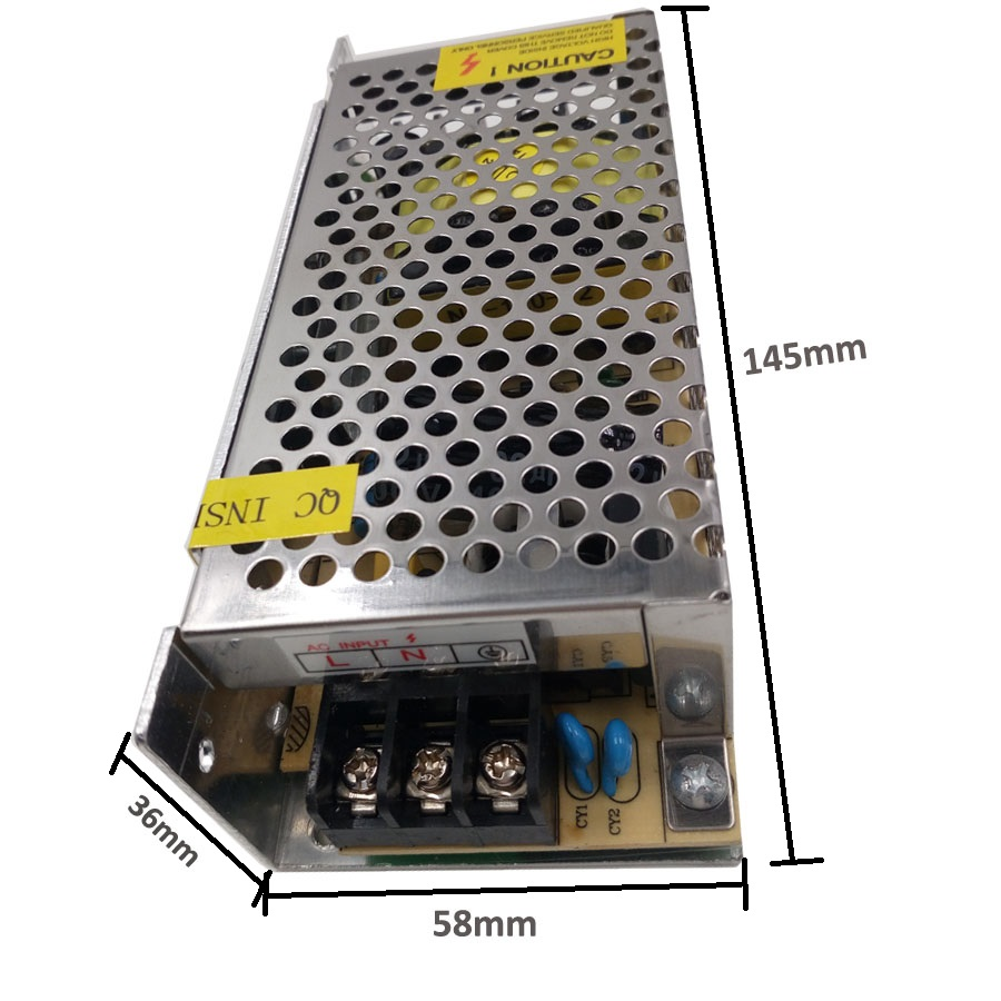 120W 10A DC12V Power Supply led Lighting transformer Voltage The for ...