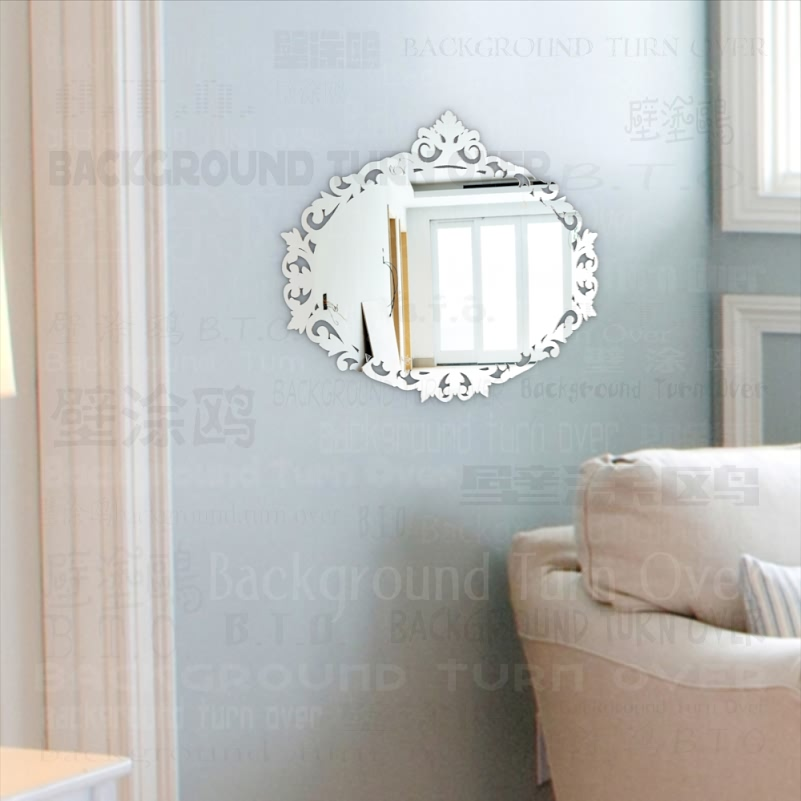 Acrylic Wall Mirror online get cheap oval acrylic mirror -aliexpress | alibaba group