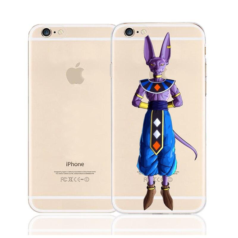 coque dbz iphone 6 silicon