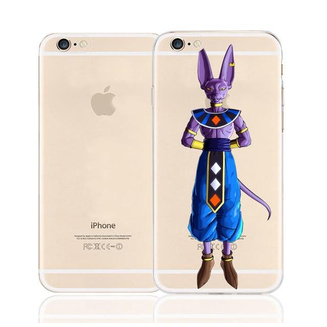 coque iphone 6 dragon ball z