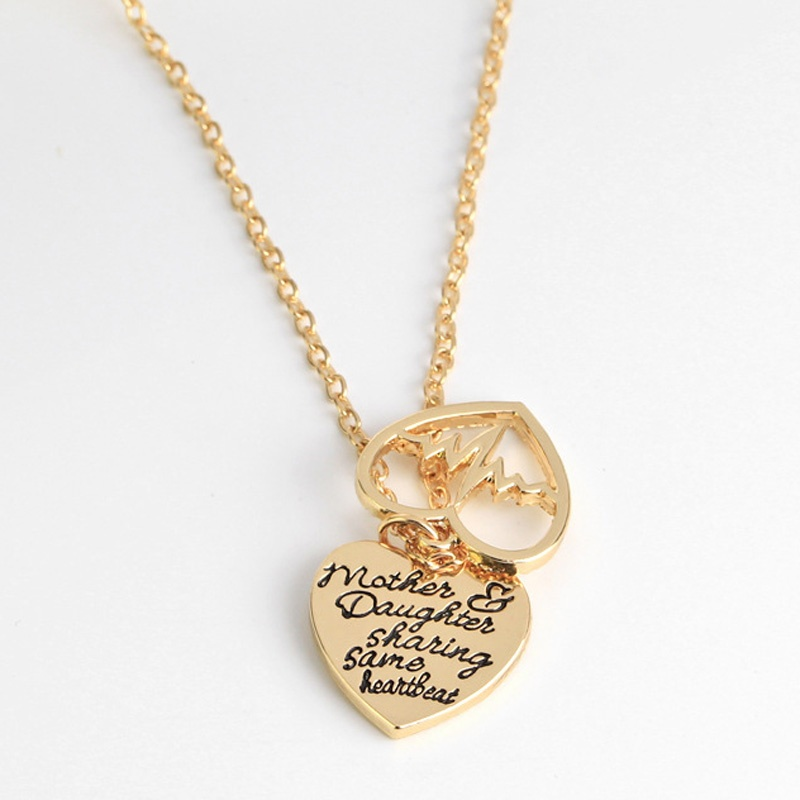 Fashion Pendant Necklace Jewelry for Women for Mother Day