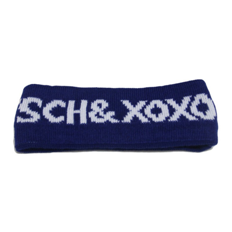 ✔  13 Цветов по выбору Спорт Sweatband Абсорбент Yoga Hairband Письмо Отпечатано Бег Открытый Фитнес Ог ①