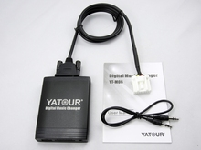 Yatour Car Audio for Mazda 2 3 6 RX8 CX7 MPV Tribute Digital Music changer MP3 USB SD AUX Stereo Adapter Ytm06