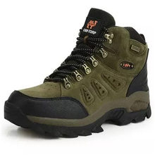 2016 Men Casual Shoes Men Breathable Outdoors With the Quality Mark Anti-Skid Boots Trekking Shoes Women High Quality 36-