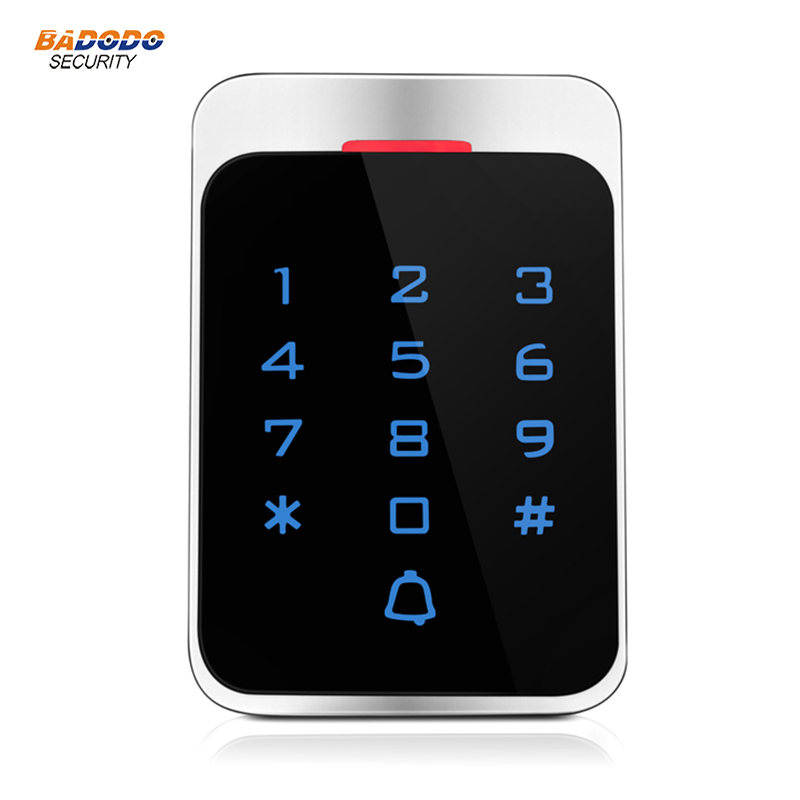 Touch Panel Metal Case Standalone Access Control T50 Support Rfid Card Or Ic Card Wiegand Input Output 2000 Cards Capacity Modern And Elegant In Fashion Back To Search Resultssecurity & Protection Access Control
