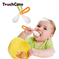 Baby supplies infant Baby spoon solid feeding pacifier bending spoon mamadeira flatware