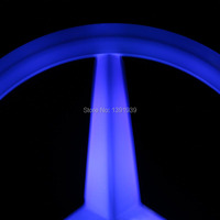 87x87mm Car Led Light Red Blue White For Mercedes Benz SLC SL GLS GLA GLE GLC