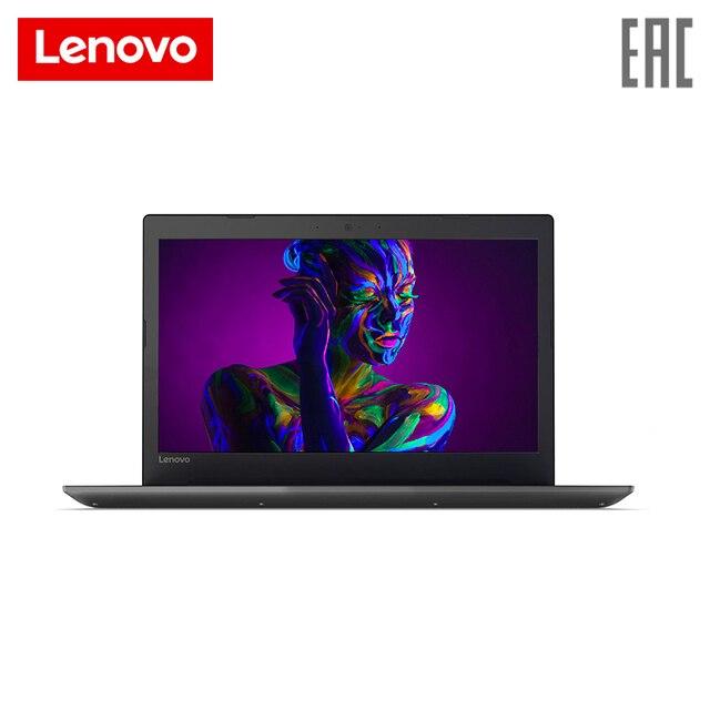 """Ноутбук Lenovo 320-15AST 15.6""""/A9-9420/4ГБ/1ТБ/R530M/noODD/DOS/Черный (80XV00RRRK)"""