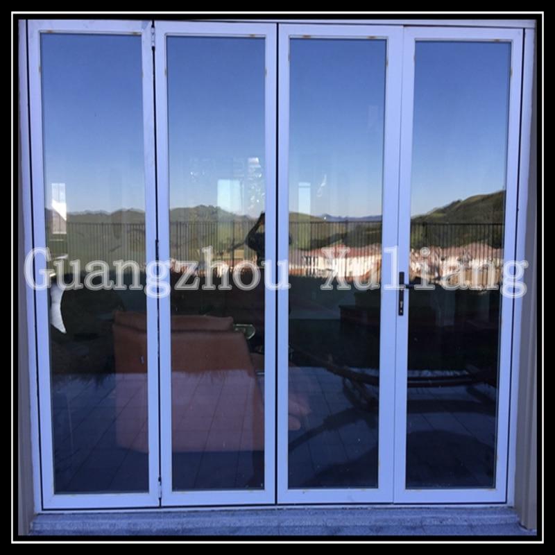 Aluminum Frame Sliding Folding Doorsbifold Glass Door In Doors From Home Improvement On Aliexpress Alibaba Group