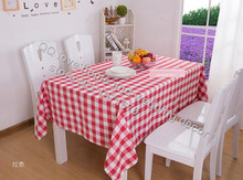 Grid antependium fabric picnic blanket hotel tablecloths restaurant tablecloth coffee tea table cloth grid square picnic camping