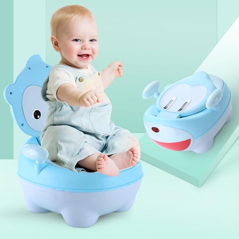 Monkey Baby Toilet, Cheap Baby Closestool, Portable Baby Potty