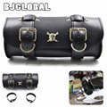 New Style Universal Motorcycle PU Leather Saddlebag Saddle Bag Luggage Bag For Harley Yamaha Honda Suzuki Kawasaki Motors