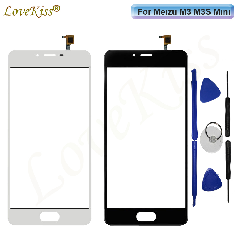 M3S <font><b>Mini</b></font> Touchscreen Front Panel For <font><b>Meizu</b></font> <font><b>M3</b></font> M3S <font><b>Mini</b></font> M3Mini Touch Screen Sensor Digitizer LCD <font><b>Display</b></font> Glass Replacement Tool image