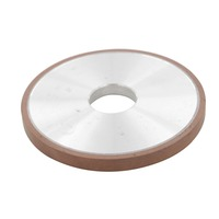 Plain Wheel Resin Diamond Grinding Wheels 150 125mm X 10mm X 32mm X 4mm