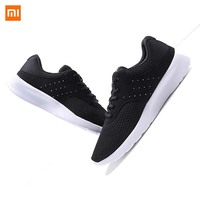 Xiaomi 90Fun Sport Men Shoes Sneakers Outdoor Light Breathable Running Shoes Soft Casual Sport Shoes Smart remote shoes Dropship