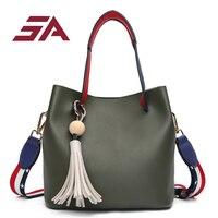 SA patchwork Composite Bag SET purses and handbags 2018 bags handbags women famous brands sac a main femme bolsos mujer