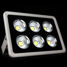1 шт. отражатель из светодиодов прожектор 300 Вт COB из светодиодов водонепроницаемый наружное освещение теплый / холодный белый прожектор вне лампы