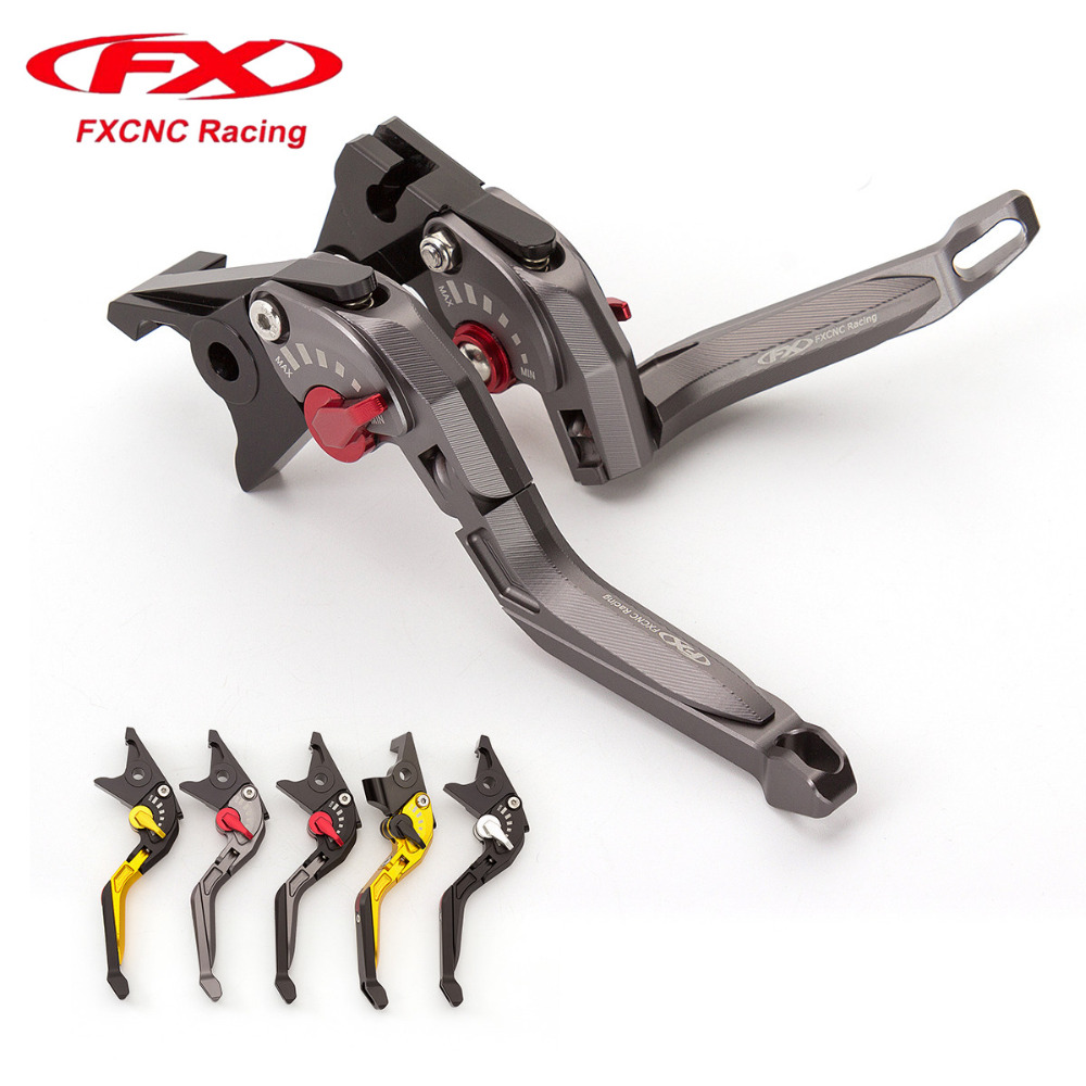 FX CNC Adjustable 3D Rhombus Motorcycle Folding Extendable Brake Clutch Levers For Honda CBR929RR 2000 - 2001 Brake Clutch Lever 2016 new style 3d short cnc adjustable brake clutch lever for honda x 11 99 02 f xx h 626 motorbike motorcycle brake levers