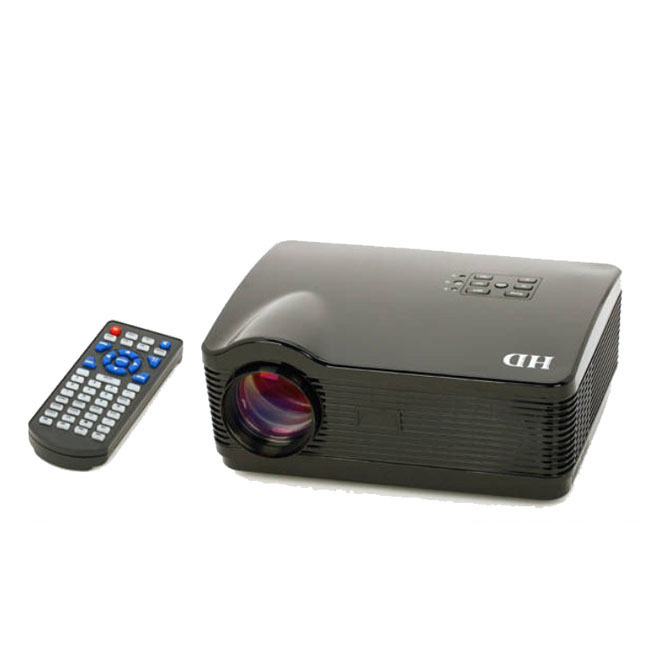 Hd Home Theater Multimedia Lcd Projector: Full HD 5500Lumens Home Theater Projector Multimedia LCD
