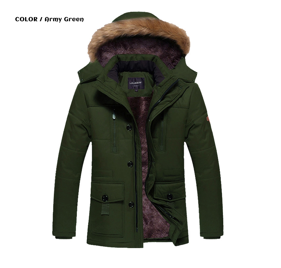 winter jackets mens