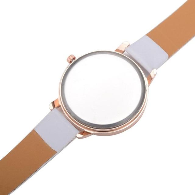 Fashion 2019 Fashion Quartz Belt Watch FanFeeDa  Women's Casual Casual Bracelet Watch women watches luxury Valentine Gift#15