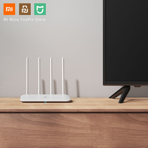 Image 5 - Original Xiaomi Mi WiFi Router 4 WiFi Repeater APP Control 2,4G 5GHz 128MB DDR3 1200 Dual Band Dual core 880MHz Wireless Router