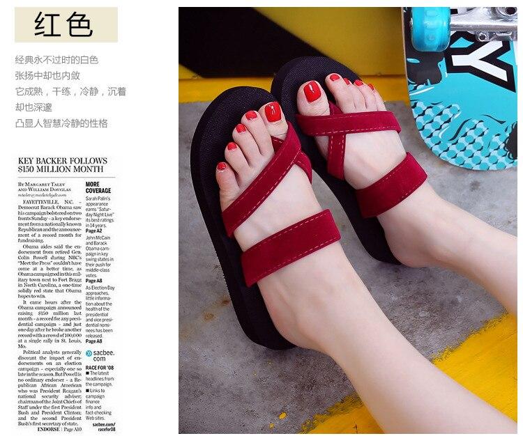 HTB1y9DKSsfpK1RjSZFOq6y6nFXaV ALOHAKIM MAYA 2019 Women Sandals Summer Shoes Women Beach Slippers Women Flip Flops Zapatillas Mujer Scarpe Zapatos Mujer
