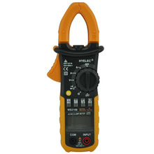 MS2108 HYELEC font b Digital b font Clamp Meter w Backlight Earth Ground Unit Megohmmeter Resistance