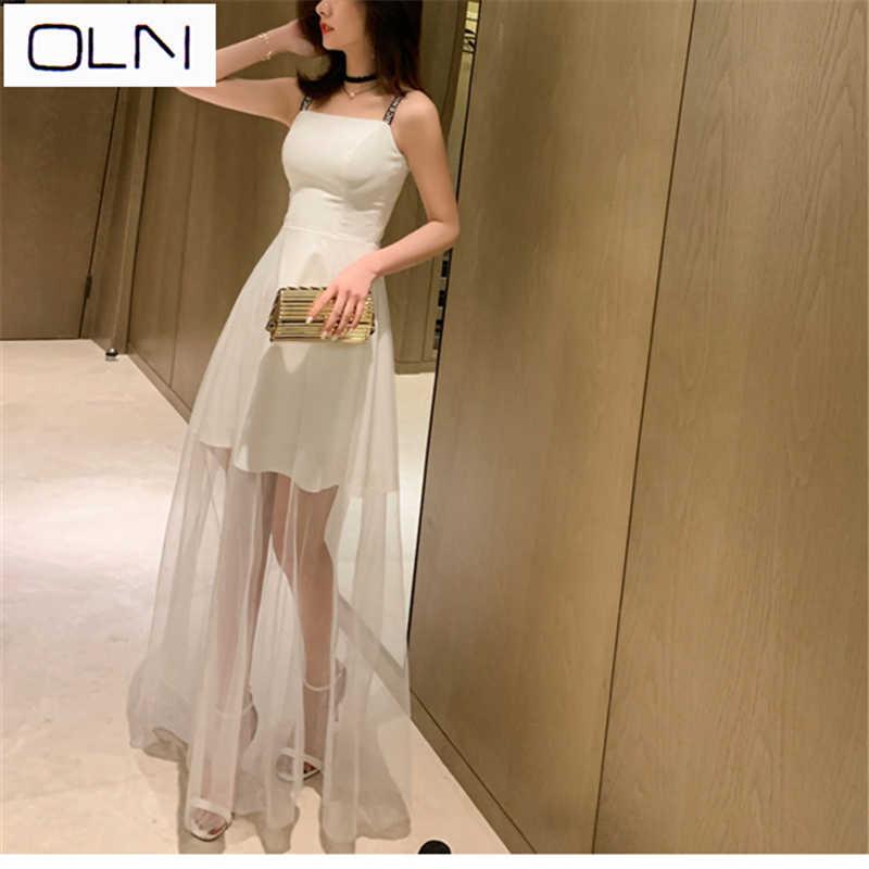 272bd31e7d45b Dress OLN Popular Retro ins super fire Dress first love fairy sukol ...
