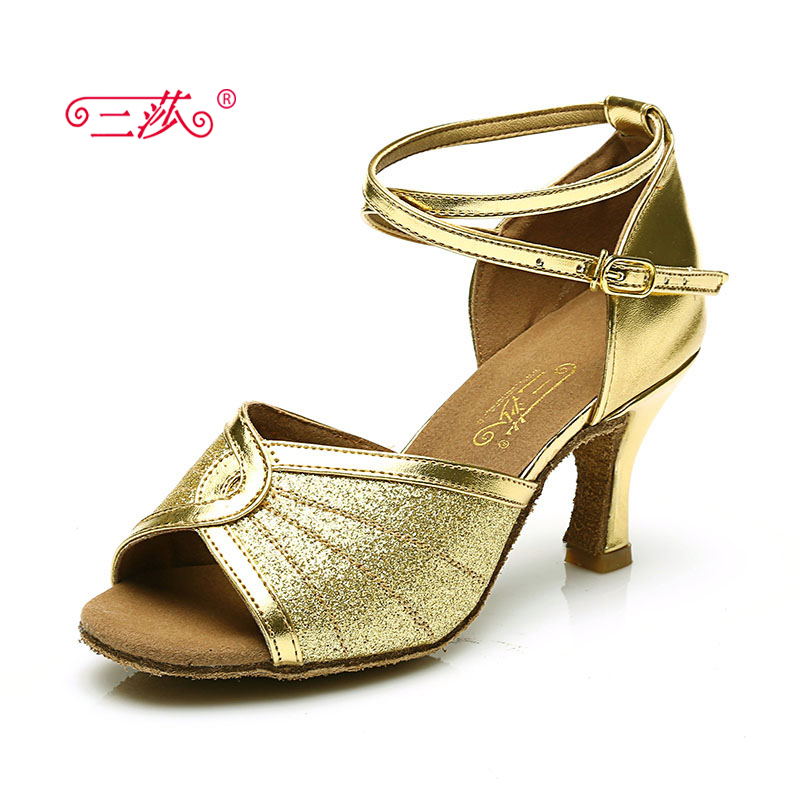 Sasha direct selling professional High Quality font b Salsa b font Tango Ballroom Sequins Latin Dance
