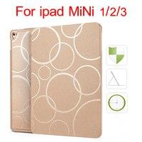 Case New For Apple IPad MiNi 1 2 3 Sleep Protection Cover For Ipad MiNi Classic