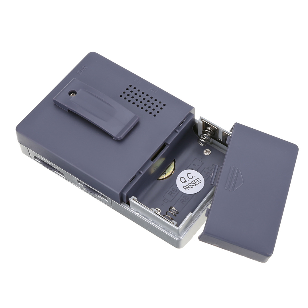 1pc Bc R60 Mini Portable Fm Radio Pocket Am Speaker Receiver Circuit Diagram Tea5710 Electronic Design Telescopic Antenna 35mm